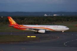 しんさんが、新千歳空港で撮影した香港航空 A330-343Xの航空フォト(写真)