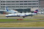 しんさんが、伊丹空港で撮影したアイベックスエアラインズ CL-600-2C10 Regional Jet CRJ-702ERの航空フォト(写真)