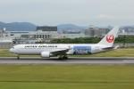 しんさんが、伊丹空港で撮影した日本航空 767-346/ERの航空フォト(写真)