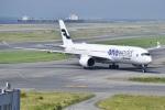 kurubouzuさんが、関西国際空港で撮影したフィンエアー A350-941XWBの航空フォト(写真)