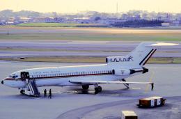 チャーリーマイクさんが、伊丹空港で撮影したメキシコ空軍 727-51の航空フォト(飛行機 写真・画像)