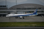 chihara さんが、高松空港で撮影した全日空 A321-211の航空フォト(写真)