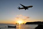 panchiさんが、那覇空港で撮影した全日空 777-281/ERの航空フォト(写真)