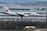 Dojalanaさんが、新千歳空港で撮影したジェイ・エア ERJ-170-100 (ERJ-170STD)の航空フォト(写真)