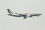 garrettさんが、香港国際空港で撮影したエティハド航空 A330-243の航空フォト(写真)
