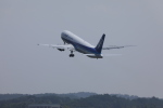 Sugikiyoさんが、岡山空港で撮影した全日空 767-381の航空フォト(写真)