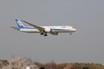 OS52さんが、成田国際空港で撮影した全日空 787-9の航空フォト(写真)