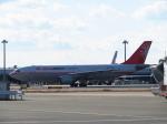 た~きゅんさんが、関西国際空港で撮影したユニ・トップエアラインズ A300B4-605Rの航空フォト(写真)