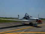新人スマイスさんが、宇都宮飛行場で撮影した日本個人所有 SR22 G3-GTSXの航空フォト(写真)