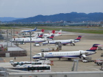 た~きゅんさんが、福岡空港で撮影したアイベックスエアラインズ CL-600-2C10 Regional Jet CRJ-702の航空フォト(写真)