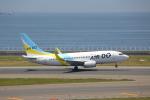VEZEL 1500Xさんが、中部国際空港で撮影したAIR DO 737-781の航空フォト(写真)
