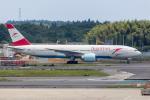 Y-Kenzoさんが、成田国際空港で撮影したオーストリア航空 777-2Z9/ERの航空フォト(写真)