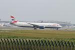 クルーズさんが、成田国際空港で撮影したブリティッシュ・エアウェイズ 787-9の航空フォト(写真)