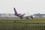 クルーズさんが、成田国際空港で撮影したタイ国際航空 A350-941XWBの航空フォト(写真)