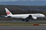 Dojalanaさんが、新千歳空港で撮影した日本航空 777-246の航空フォト(飛行機 写真・画像)