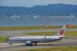 toyoquitoさんが、関西国際空港で撮影した中国国際航空 737-89Lの航空フォト(写真)