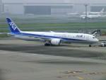 エルさんが、羽田空港で撮影した全日空 787-9の航空フォト(写真)