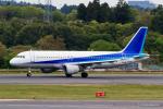 みなかもさんが、成田国際空港で撮影した全日空 A320-211の航空フォト(写真)