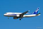 みなかもさんが、羽田空港で撮影した全日空 A320-211の航空フォト(写真)