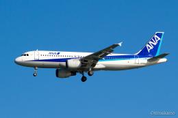 航空フォト:JA8385 全日空 A320