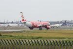 クルーズさんが、成田国際空港で撮影したインドネシア・エアアジア・エックス A330-343Xの航空フォト(写真)