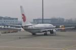 masa707さんが、北京首都国際空港で撮影した中国国際航空 737-89Lの航空フォト(写真)