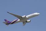tetusoraoさんが、成田国際空港で撮影したオリエント・タイ航空 Airbusの航空フォト(写真)