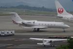 神宮寺ももさんが、高松空港で撮影したM-51 LLC G-IV Gulfstream IVの航空フォト(写真)