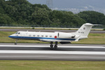 神宮寺ももさんが、高松空港で撮影した航空自衛隊 U-4 Gulfstream IV (G-IV-MPA)の航空フォト(写真)
