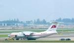 Seiiさんが、シンガポール・チャンギ国際空港で撮影した高麗航空 Il-76MDの航空フォト(写真)