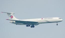 Seiiさんが、シンガポール・チャンギ国際空港で撮影した高麗航空 Il-62Mの航空フォト(写真)