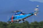 アミーゴさんが、松本空港で撮影した静岡県警察 A109E Powerの航空フォト(写真)