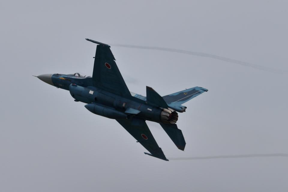 totsu19さんの航空自衛隊 Mitsubishi F-2A (53-8531) 航空フォト