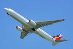 ちゃぽんさんが、成田国際空港で撮影したフィリピン航空 A330-343Eの航空フォト(写真)