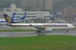 HISAHIさんが、福岡空港で撮影したシンガポール航空 A330-343Xの航空フォト(写真)