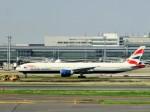 pikazouさんが、羽田空港で撮影したブリティッシュ・エアウェイズ 777-36N/ERの航空フォト(写真)