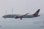プルシアンブルーさんが、香港国際空港で撮影したヴァージン・アトランティック航空 787-9の航空フォト(写真)