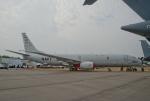 eagletさんが、シンガポール・チャンギ国際空港で撮影したアメリカ海軍 P-8A (737-8FV)の航空フォト(写真)