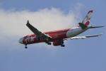 ☆ライダーさんが、成田国際空港で撮影したインドネシア・エアアジア・エックス A330-343Xの航空フォト(写真)