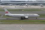 sasukeさんが、羽田空港で撮影した日本航空 767-346/ERの航空フォト(写真)