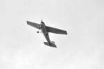 yas41350さんが、伊丹空港で撮影した朝日航空 172P Skyhawk IIの航空フォト(写真)