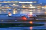 Rundy's Airgraphyさんが、羽田空港で撮影した日本航空 787-8 Dreamlinerの航空フォト(写真)