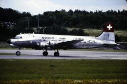 鯉ッチさんが、ルクセンブルグ・フィンデル空港で撮影したスイス航空の航空フォト(飛行機 写真・画像)