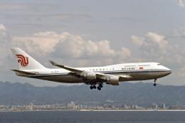Gambardierさんが、関西国際空港で撮影した中国国際航空 747-4J6の航空フォト(写真)