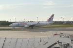 Takeshi90ssさんが、パリ シャルル・ド・ゴール国際空港で撮影したエア・ヨーロッパ 737-85Pの航空フォト(写真)