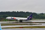 T.Sazenさんが、成田国際空港で撮影したフェデックス・エクスプレス MD-11Fの航空フォト(写真)