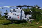 ちゃぽんさんが、モニノ空軍博物館で撮影したソビエト空軍 Mi-6Aの航空フォト(写真)