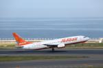 VEZEL 1500Xさんが、中部国際空港で撮影したチェジュ航空 737-85Fの航空フォト(写真)