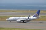 VEZEL 1500Xさんが、中部国際空港で撮影したユナイテッド航空 737-724の航空フォト(写真)