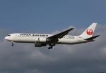 MOHICANさんが、福岡空港で撮影した日本航空 767-346/ERの航空フォト(写真)